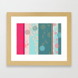 nara Framed Art Print