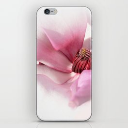 Magnolienblüte iPhone Skin