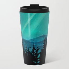 Magic in the Woods - Turquoise Travel Mug