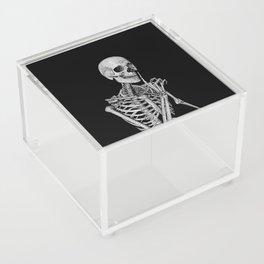 Silence please Acrylic Box