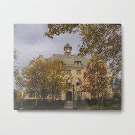 Rouss City Hall Metal Print