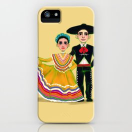 Mexican Couple - Jalisco iPhone Case