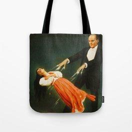 Vintage Kellar Magician - Levitation Tote Bag