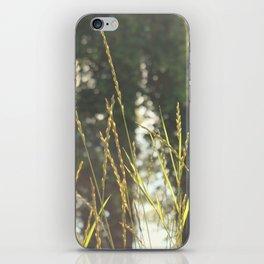 meadow. iPhone Skin