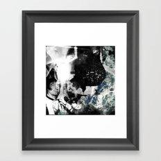 PREP// Framed Art Print