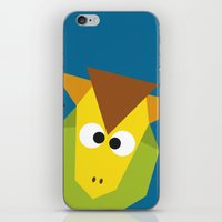 ram iPhone & iPod Skins featuring Ram by Fairytale ink