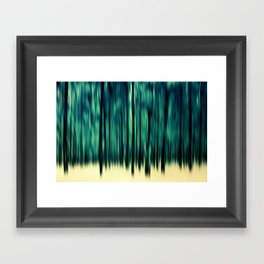 Pineline Framed Art Print