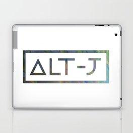 Alt-J Laptop & iPad Skin