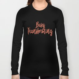 Transforming Long Sleeve T-shirt