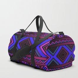 Purple Pendleton Duffle Bag
