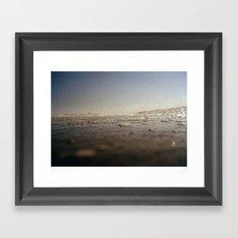 OceanSeries3 Framed Art Print