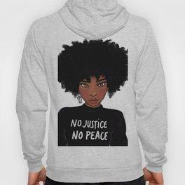 No Justice No Peace Hoody