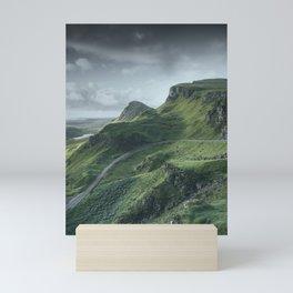 Up in the Clouds Mini Art Print