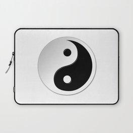 Yin Yang Symbol Laptop Sleeve
