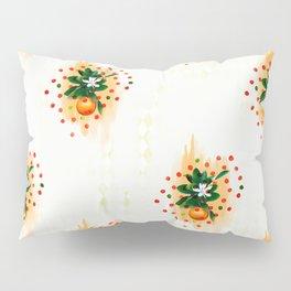 orange Pillow Sham