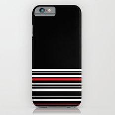 The Classy Babe - Black iPhone 6s Slim Case