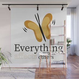 WISE BUTTERFLY Wall Mural