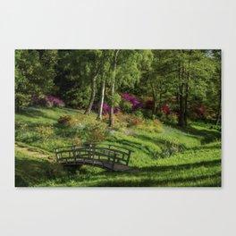 Spring Scene Canvas Print