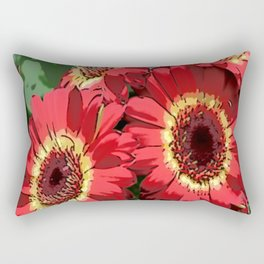 Floral Dreams Rectangular Pillow
