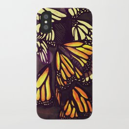 The Monarch (variation) iPhone Case