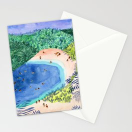 French Paradise Stationery Cards