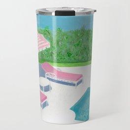 CORAL LANE Travel Mug