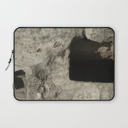 Entrances to Under Earth Travel Photograph Laptop Sleeve