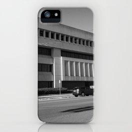 Mid Century in Kalamazoo iPhone Case