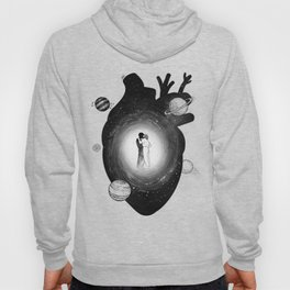 Our one heart. Hoody