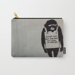 Banksy  Carry-All Pouch