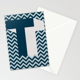 T. Stationery Cards