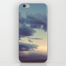 Storm in the Desert iPhone Skin