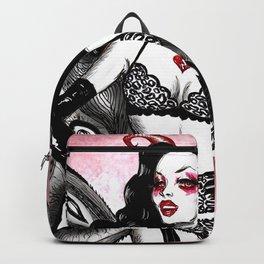 Victoria's Devil Backpack