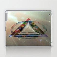 Space Triangles Laptop & iPad Skin