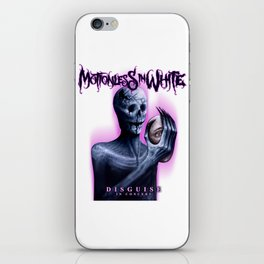 MOTIONLESS TOUR iPhone Skin