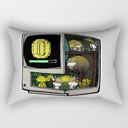 Bitcoin Bunnies Rectangular Pillow