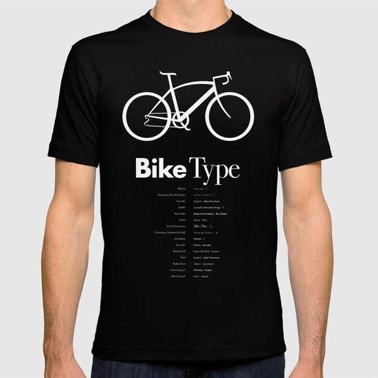 Bike Type T-shirt