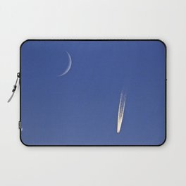 Jet and the Moon Laptop Sleeve
