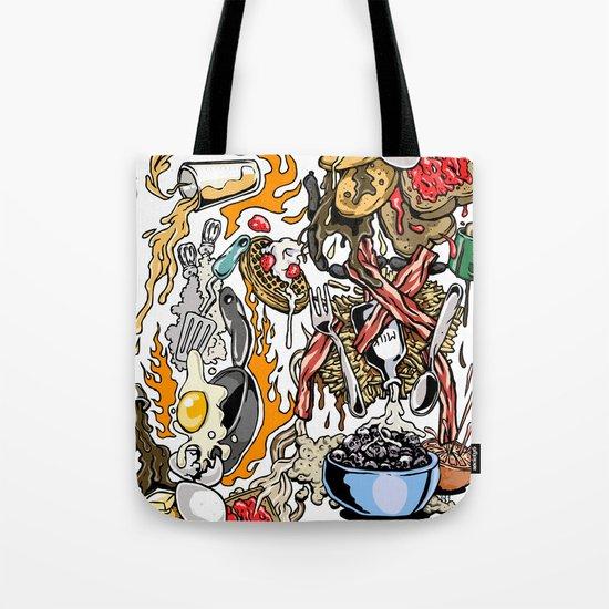 Breakfeast! Tote Bag
