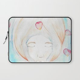 Let Your Worries Down the Drain Laptop Sleeve