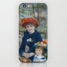Pierre-Auguste Renoir - Two Sisters iPhone 6s Slim Case