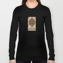 old razor ad Long Sleeve T-shirt