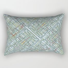 Pipe nightmares Rectangular Pillow