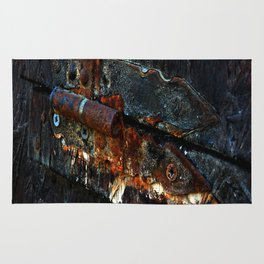 Rusted Rug
