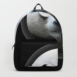 Panda With Googly Eyes Fun Backpack