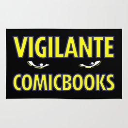 Vigilante Comicbooks Rug