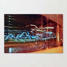 Long Exposure II Canvas Print