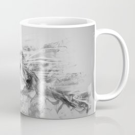 smokey long tail Coffee Mug