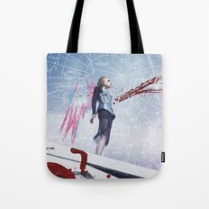 Bundenko street art Tote Bag