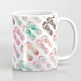Flip-Flops in Style Coffee Mug